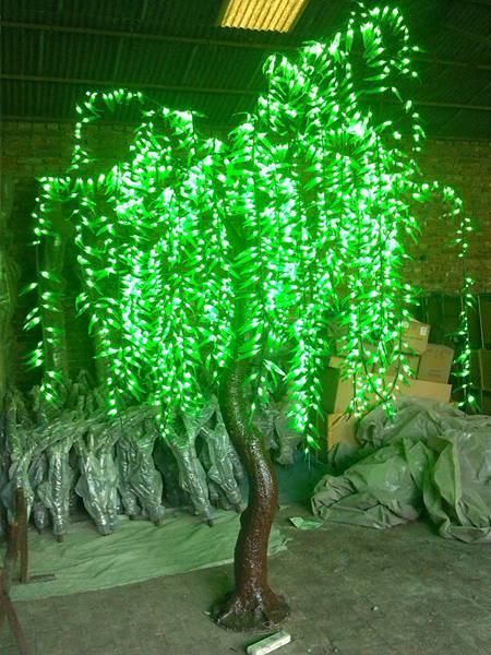 LS-2880灯-3.0米 高fang真liu树